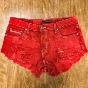 Cute Levi's The Original Jean Cut-Off Shorts
